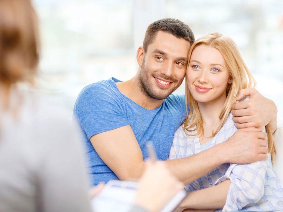 Visit to a fertility clinic