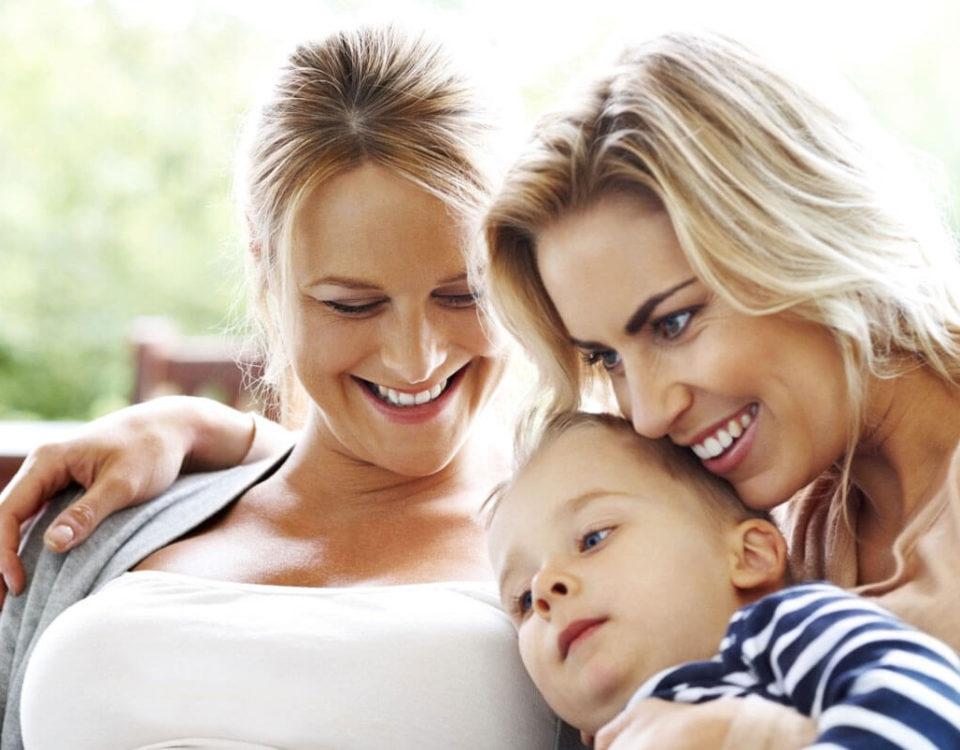 Familia homoparental